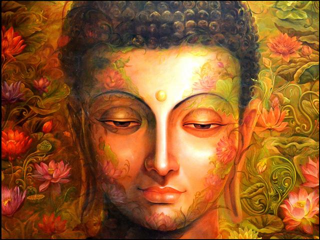 Gautama the Buddha. For me he is Siddhartha Gautam.