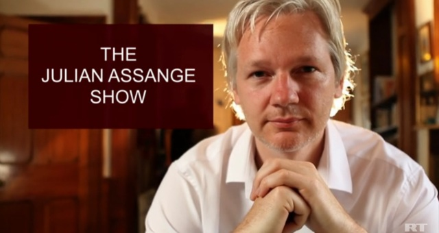 Julian Assange is the editor-in-chief of WikiLeaks.