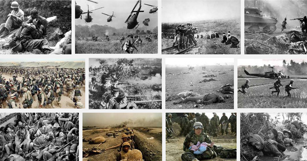 Famous War Photographs and stories behind them.