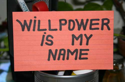 Will Power is my name.