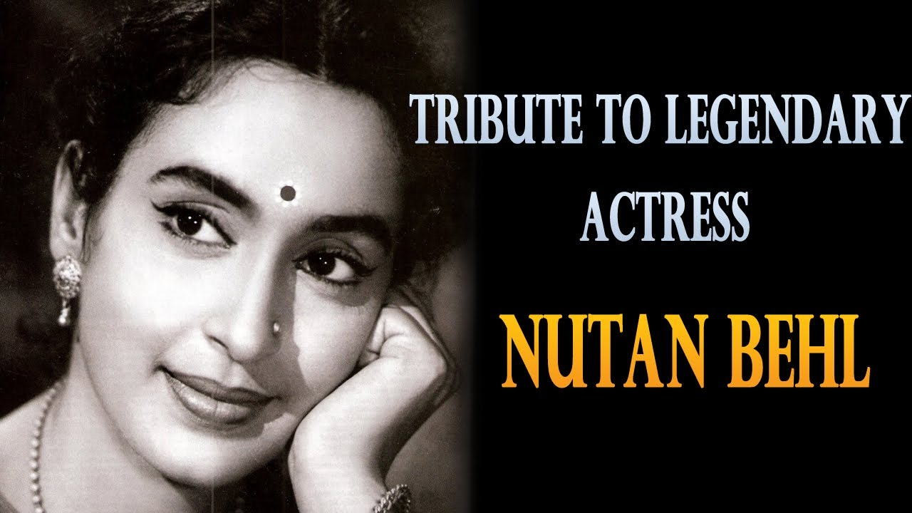 Nutan Samarth Behl is the evergreen actress of Hindi cinema.